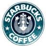 Logo Starbucks desde 1987 a 1992.