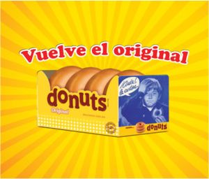 ¿Ganará Donuts la guerra del marketing? Vuelve el original