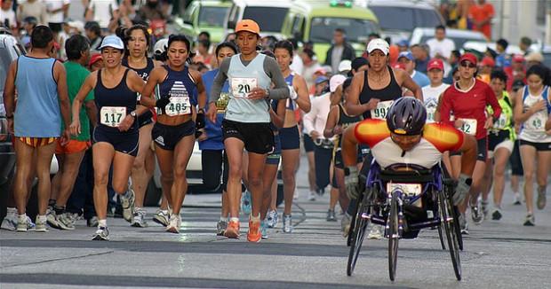 Toda maratón comienza con un paso. Mi post en CuVitt para emprendedores