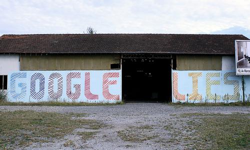 Google te ha engañado, y a mi