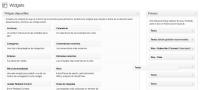 Widget de texto en Wordpress
