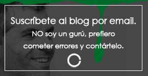 Suscripción blog Emprendedor Primerizo