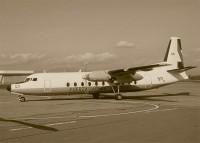 Vuelo 571 de la Fuerza Aérea Uruguaya